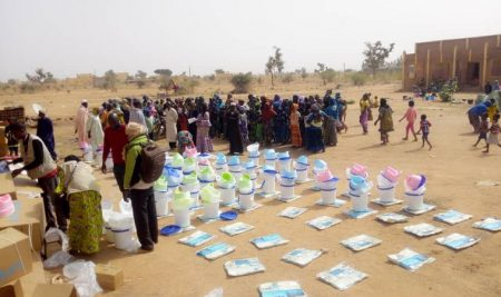 Assistance Wash : Socoura et Somadougou honorés par IMADEL